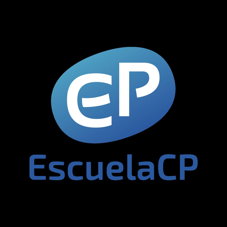 Logotipo Vertical de Escuela CP